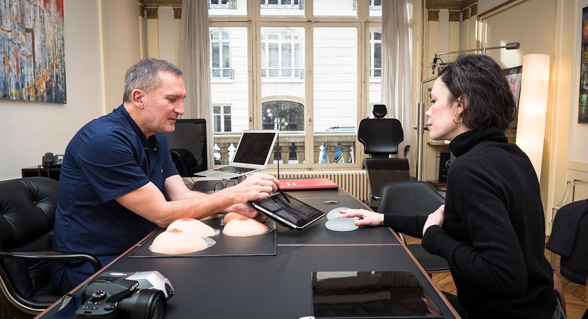 Chirurgie esthétique à Paris - Dr Franchi