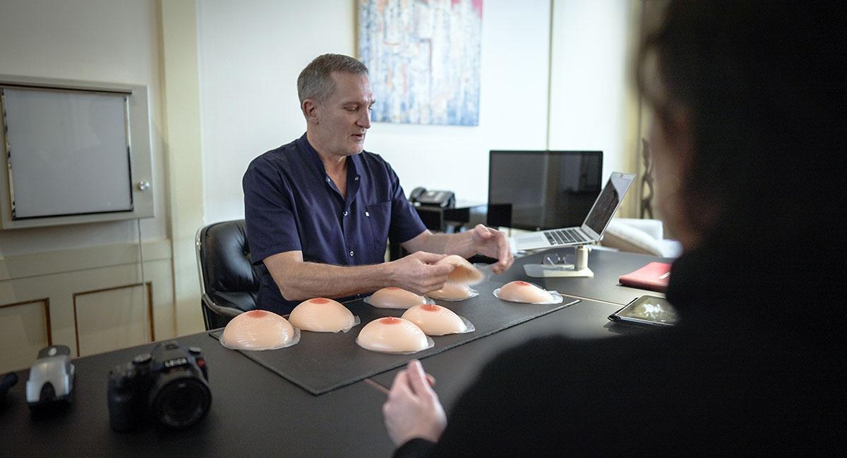 Dr gérald franchi, chirurgien esthétique à Paris