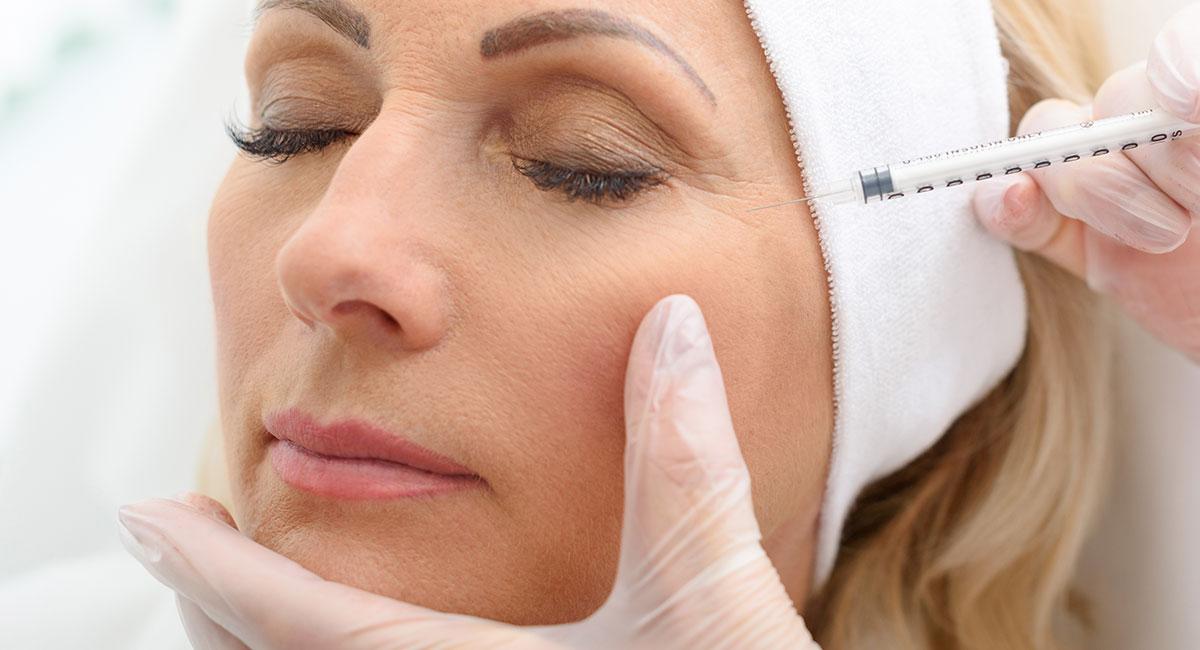 Injection de Botox à Paris - Dr Gérald Franchi
