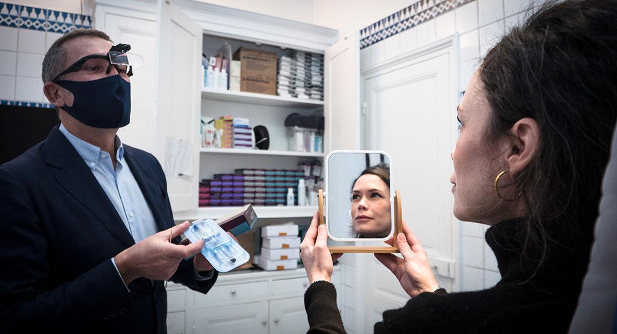 Médecine esthétique à Paris - Dr Gérald franchi